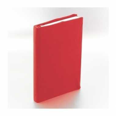 1 rode hoes voor boeken a5