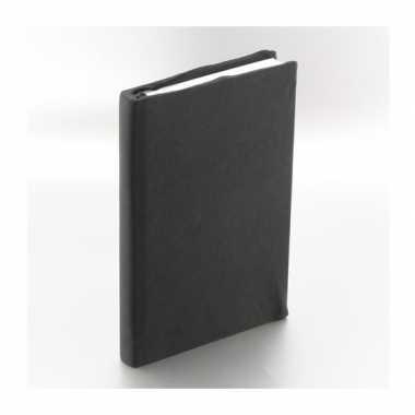 1 zwarte hoes voor boeken a5