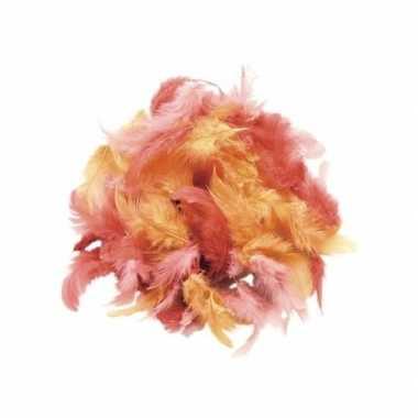 10 gram decoratie sierveren rood tinten
