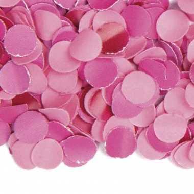 100 gram roze confetti