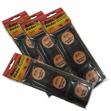 12 stuks mieren lokken doos