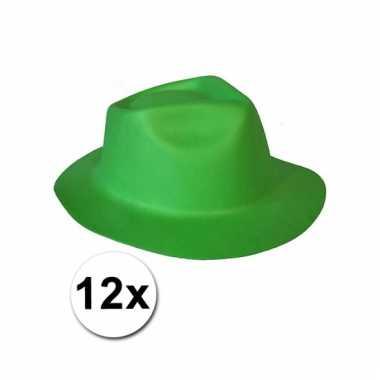 12 voordelige tiroler hoedjes van foam
