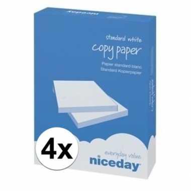 A4 print papier 80 grams niceday