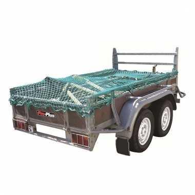 Aanhangwagennet / ladingnet 150 x 270 cm