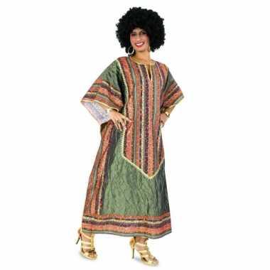 Afrikaanse kaftan kostuums