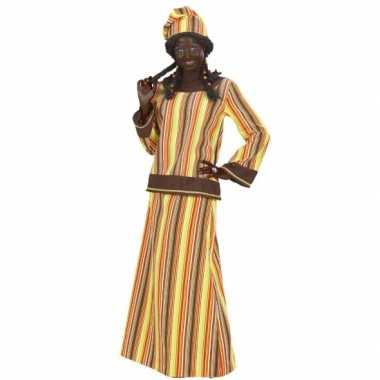 Afrikaanse kostuum voor vrouwen