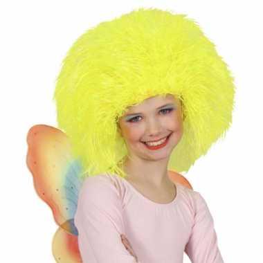 Afropruik geel voor kinderen