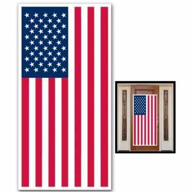 Amerikaanse deurposter 76 x 150 cm