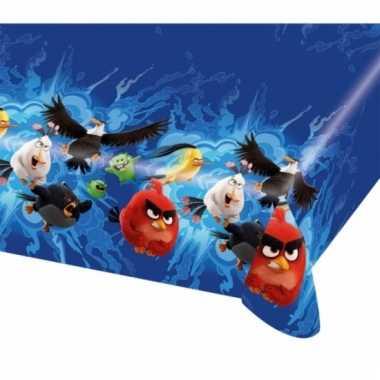Angry birds feest tafelkleed 120x180 cm