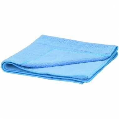 Anti condens doekje blauw 40 cm voor autoramen