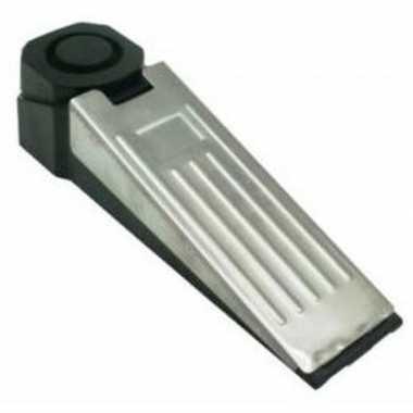 Anti inbraak deurstopper / deurwig met alarm