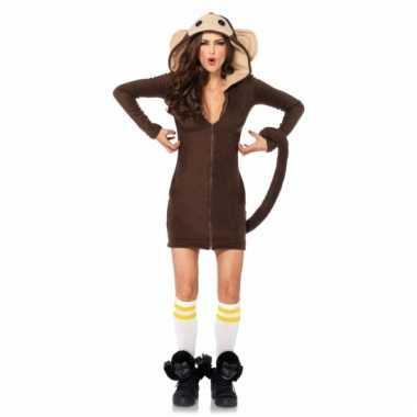 Apen verkleed pakje voor dames