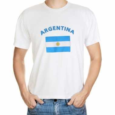 Argentijnse vlaggen t-shirts