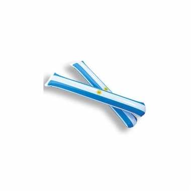 Argentinie opblaas sticks