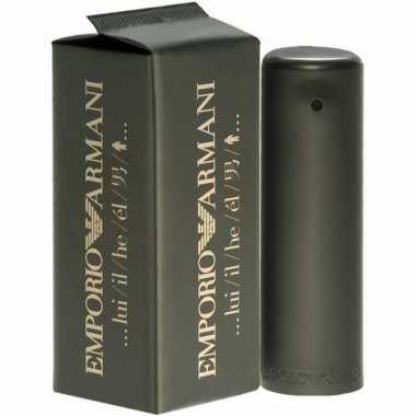 Armani emporio lui eau de toilette 100 ml heren geur
