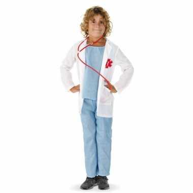 Arts kostuum voor kinderen 3 delig