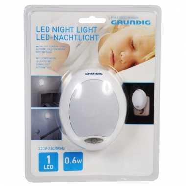 Automatisch nachtlampje led wit