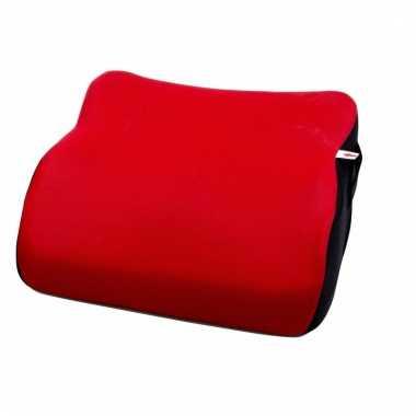 Autostoel zitverhoger rood voor kinderen