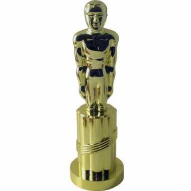 Award uitreiking beeldje
