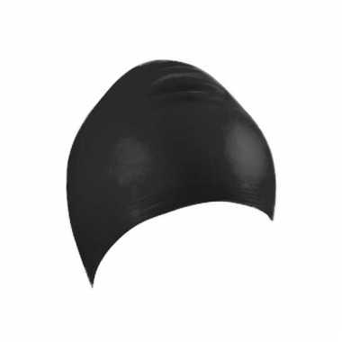 Badmutsen van latex zwart