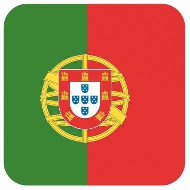 Bierviltjes portugal thema 15 st