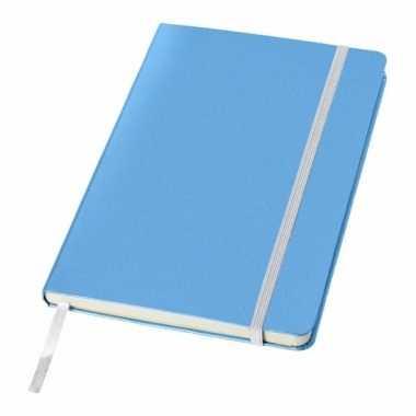 Blauwe schriften a5 formaat