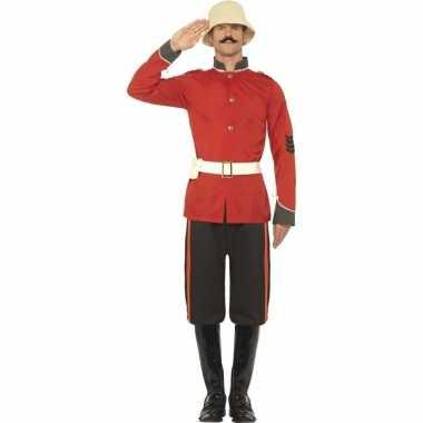 Boerenoorlog soldaat kostuum voor heren