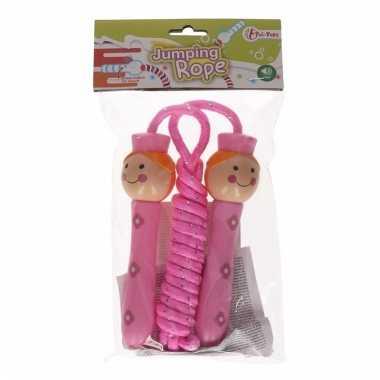 nieuwe specials kortingscode super goedkoop Buiten speelgoed springtouw meisje