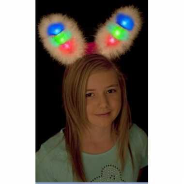 Bunny oren lichtgevend 10069939