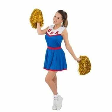 Cheerleaders carnaval outfit usa voor dames