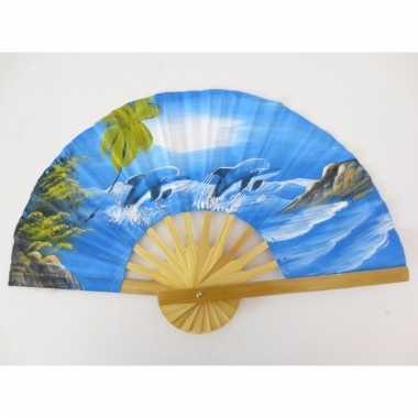 China versiering waaier 40 cm