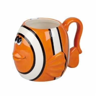 Clownvis koffie thee mok 10 cm