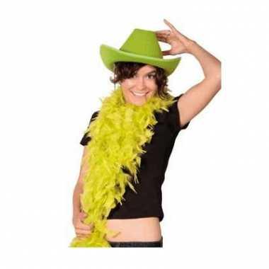 Cowboy hoed groen
