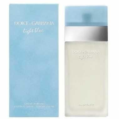 D&g light blue vapo 50 ml