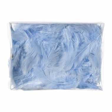 Deco donsveren blauw 5 gram