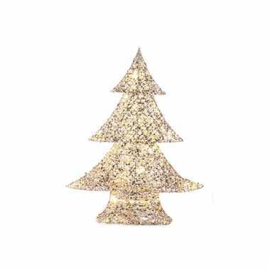 Decoratie kerstboom met led-licht