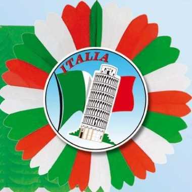 Decoratie waaier slinger itali?