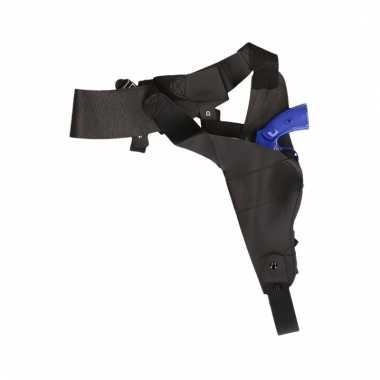 Detective holster met pistool