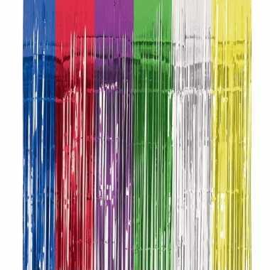 Deurgordijn in verschillende kleurtjes