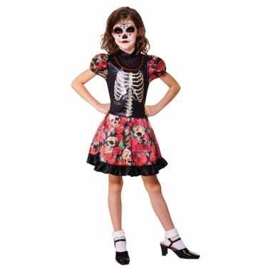 Dia de los meurtos jurkje voor meisjes