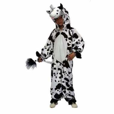 Dieren carnavalskleding koe kind