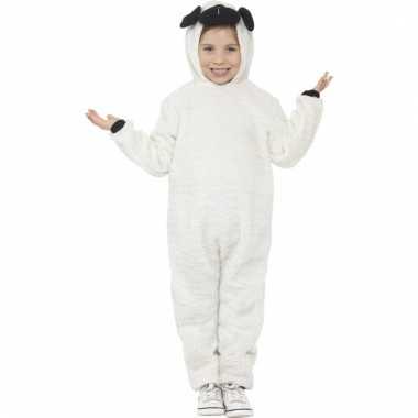 Dieren onesie schaap voor kids