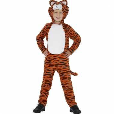 Dieren onesie tijger voor kids