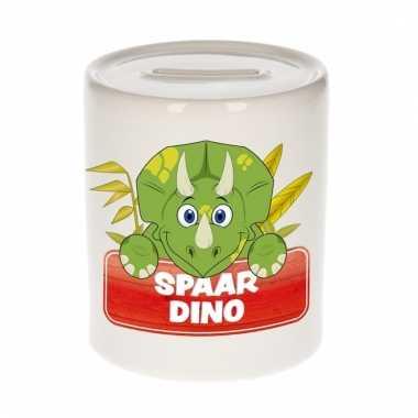 Dieren spaarpot dino 9 cm