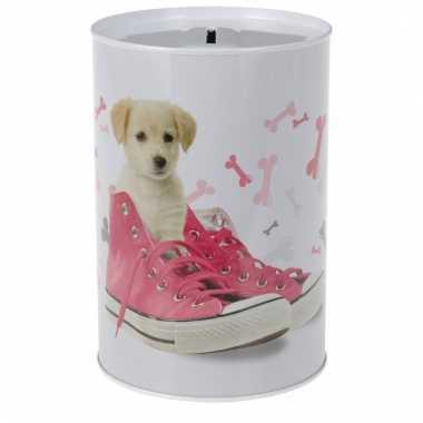 Dieren spaarpot honden 15 cm 10106962