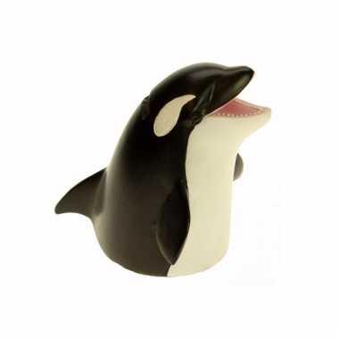 Dieren spaarpot orka