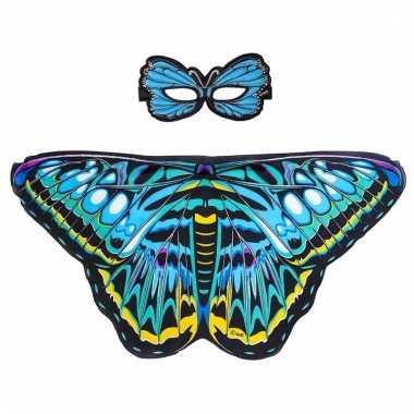 Dieren verkleedset aureliavlinder