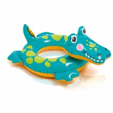 Dieren zwembanden krokodil 51 cm