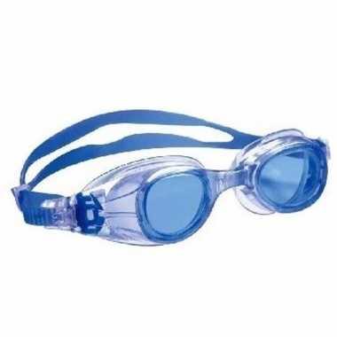 Duikbril voor kinderen blauw