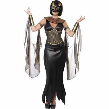 Egyptische godinnen kostuum
